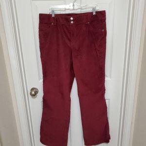 Victoria's Secret Christie Fit Corduroy Pants